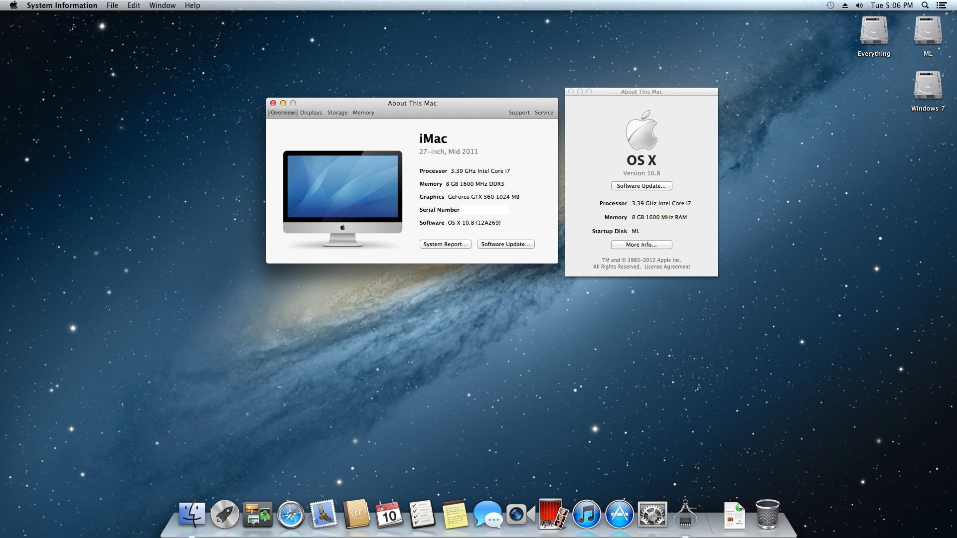 mac os x lion 10.8_[Tutorial] Run OS X Mountain Lion 10.8 on a PC (Hackintosh/OSx86) – Gadget Unit