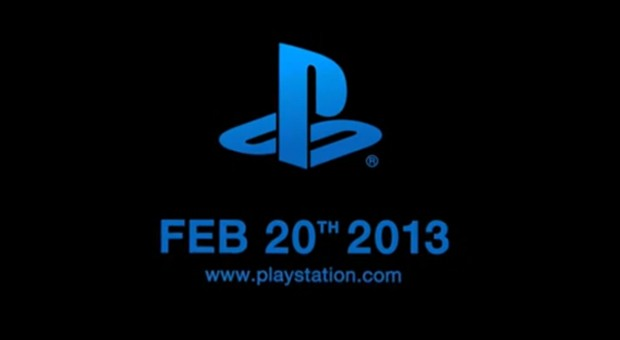 sony playstation event feb 20 2013