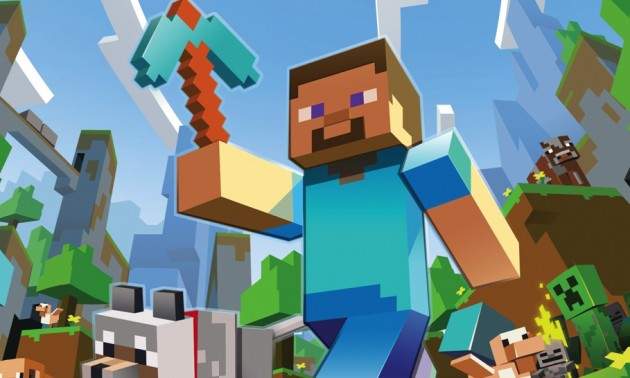 Book Cover Craft Xbox : Gadget unit minecraft retail version for xbox