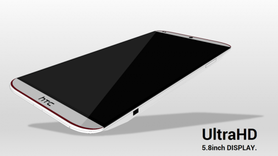 UHD Phone Concept Picture