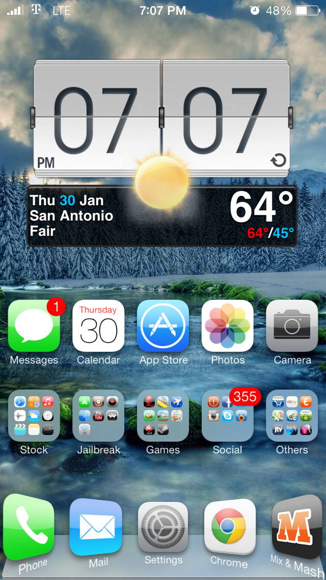 January 2014] Here are 38 tweaks for your jailbroken iPhone