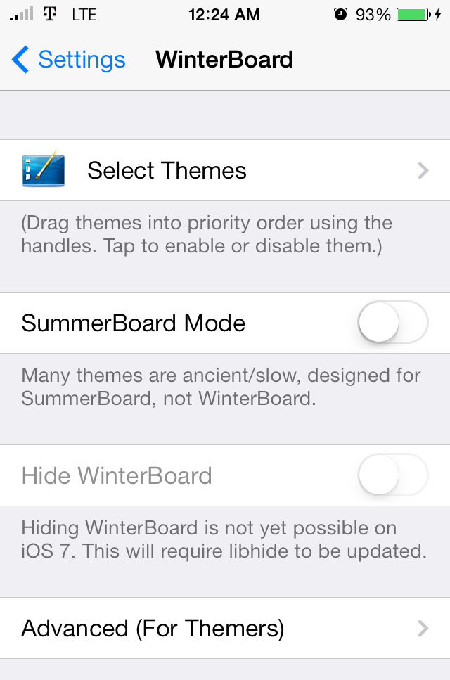 January 2014] Here are 38 tweaks for your jailbroken iPhone on iOS 7
