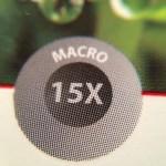 15x macro