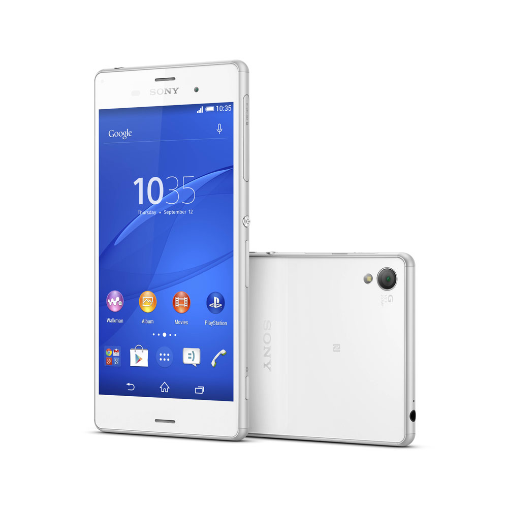 gadget unit sony announces the xperia z3 and z3 compact. Black Bedroom Furniture Sets. Home Design Ideas