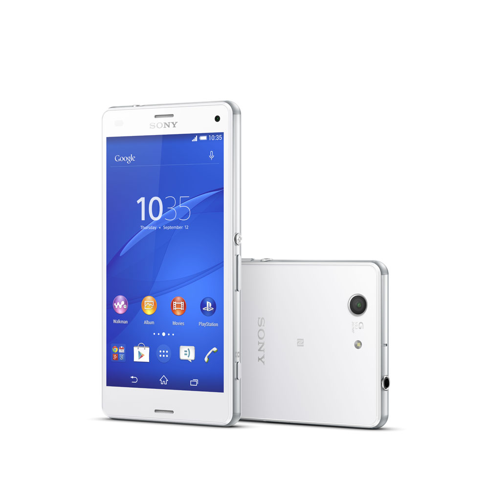 gadget unit sony announces the xperia z3 and z3 compact smartphones