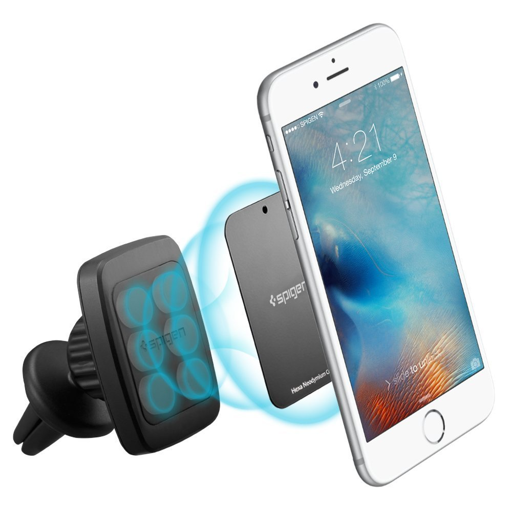 spigen-premium-air-vent-magnetic-car-mount-5