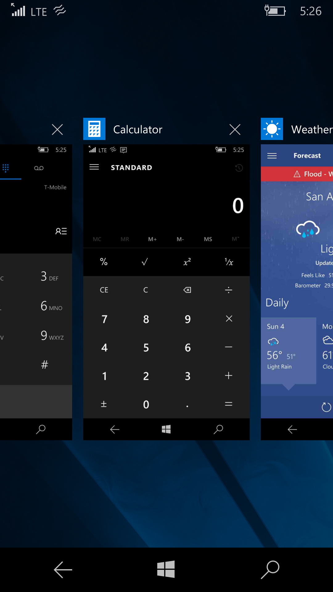Review] Alcatel IDOL 4S with Windows 10 Mobile for T-Mobile
